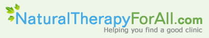 Natural Therapy For All Logo